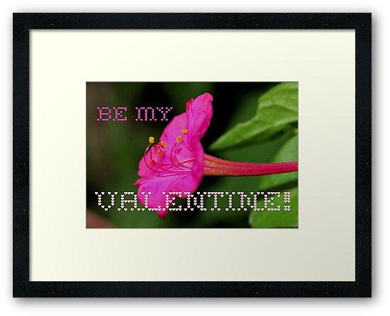 Be My Valentine! by aprilann