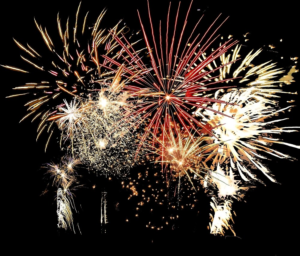 firework by DrTigrou