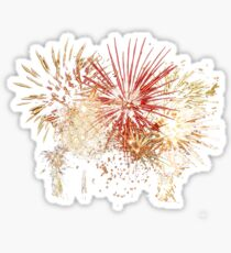 firework Sticker