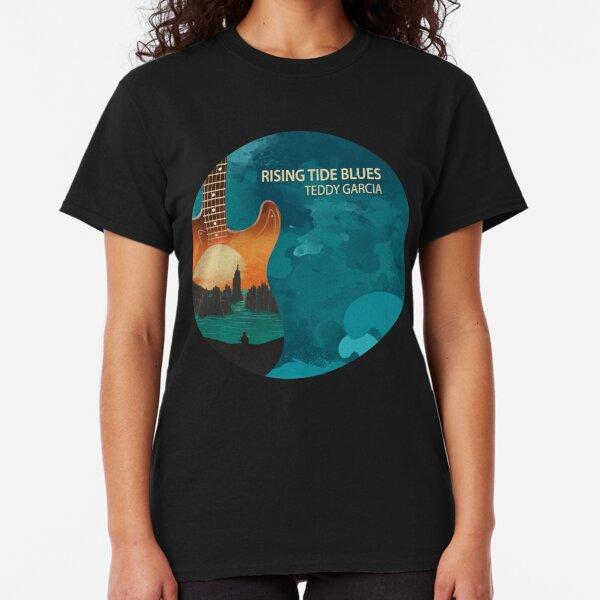 Rising Tide Blues - Aqua Classic T-Shirt