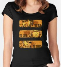 The Solid, The Liquid, The Solidus Women's Fitted Scoop T-Shirt