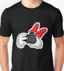 Minney Mouse SLR T-Shirt