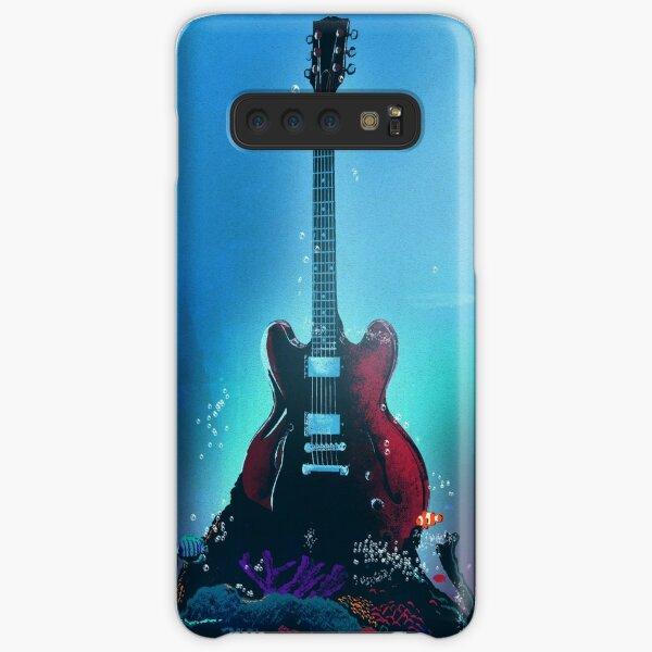 Rising Tide Blues - Gibson ES 330 Samsung Galaxy Snap Case