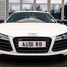 2013 Audi R8 V10 by AndrewBerry