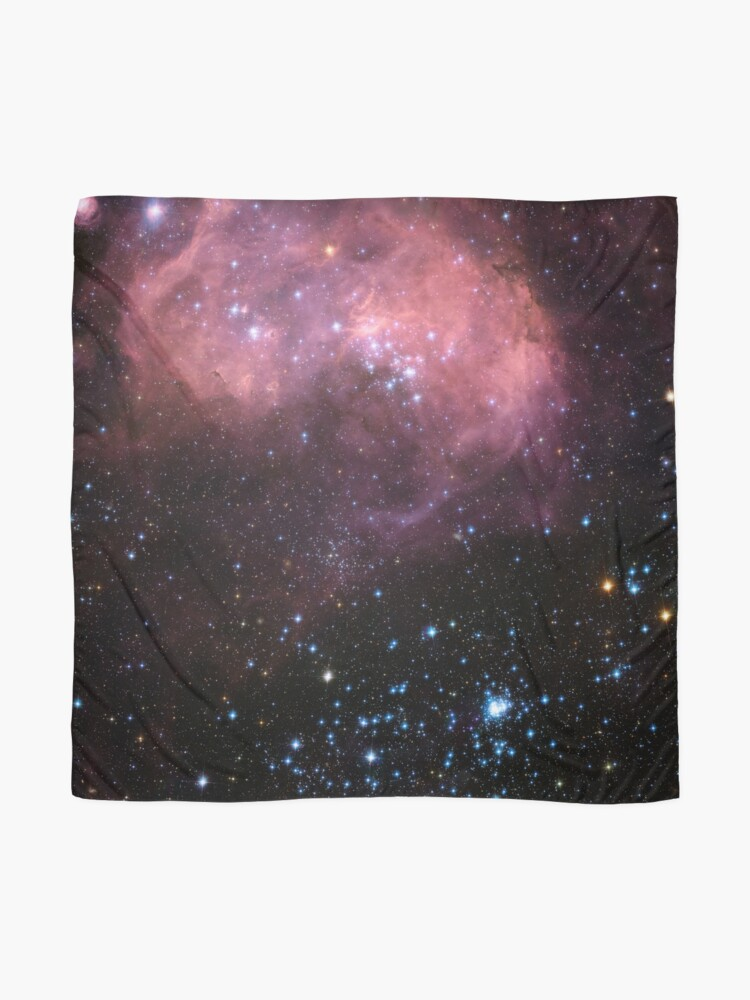Alternate view of Galaxy Scarf