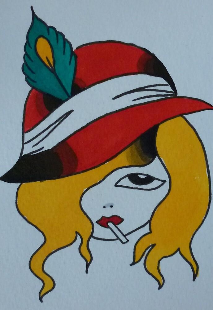 Blonde Noire by noire13