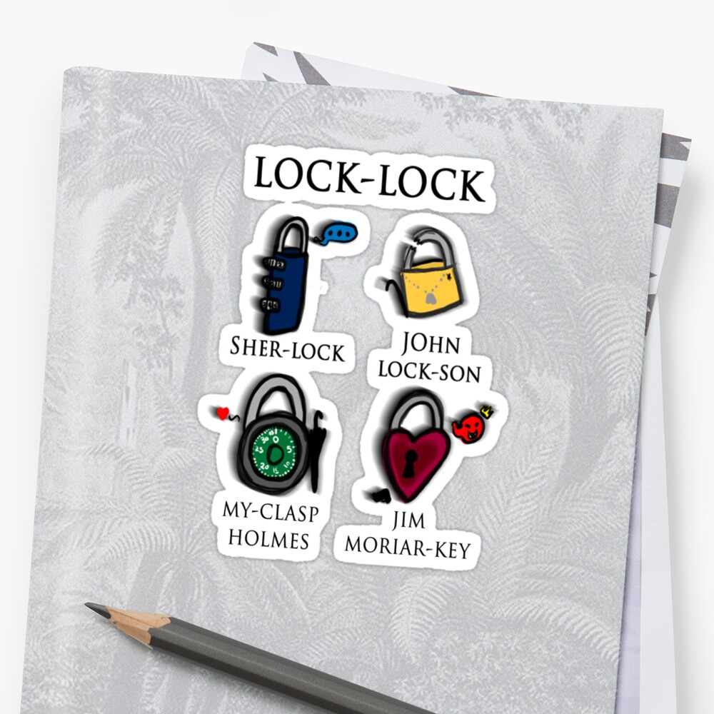 locklock by Johnny Cee