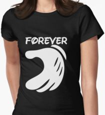 Forever Womens Fitted T-Shirt