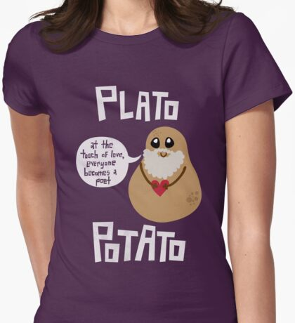 Plato Potato T-Shirt