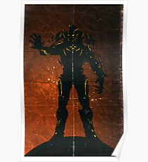 Halo 4 - The Didact Poster