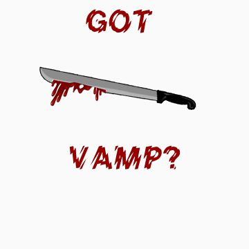 Got Vamp?  (Supernatural) by Enigma2005