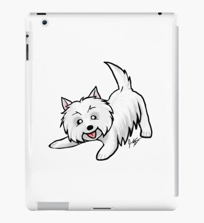 West Highland Terrier iPad Case/Skin