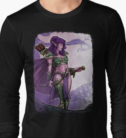 Elf Huntress T-Shirt