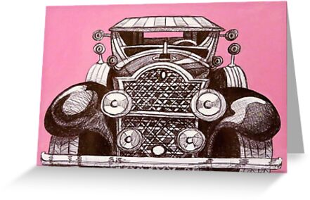 Gangster Car by Charlie-R