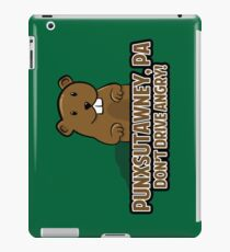 Don't Drive Angry iPad Case/Skin