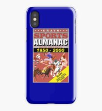 BTTF: Sports Almanac iPhone Case