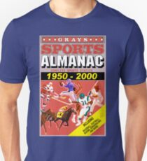 BTTF: Sports Almanac Slim Fit T-Shirt