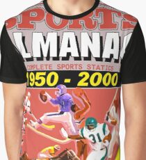 BTTF: Sports Almanac Graphic T-Shirt