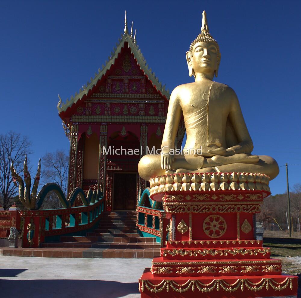 Buddha 2 by Michael McCasland