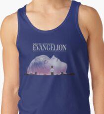 Camisetas de tirantes para hombre Fin de Evangelion - Galaxy