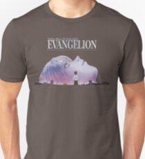 End Of Evangelion - Galaxy Unisex T-Shirt