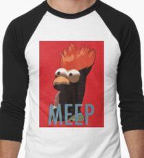MEEP Men's Baseball ¾ T-Shirt