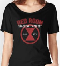Red Room Training Women's Relaxed Fit T-Shirt