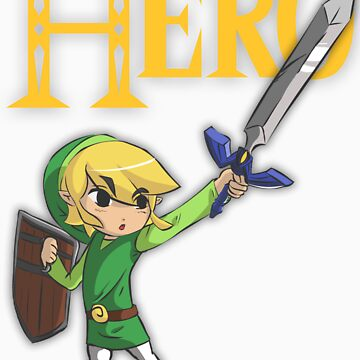 The Hero of Wind by Seth12D