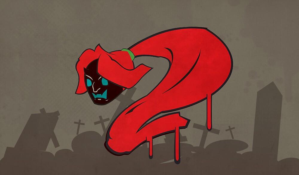 Demon Head by MadGear