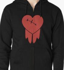 Robbie cosplay hoodie bleeding heart T-Shirt
