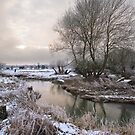 Winding through Winter by StephenRB