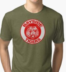 Saved by the bell: Bayside Tigers Tri-blend T-Shirt