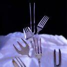 Fork Queue by David Mellor
