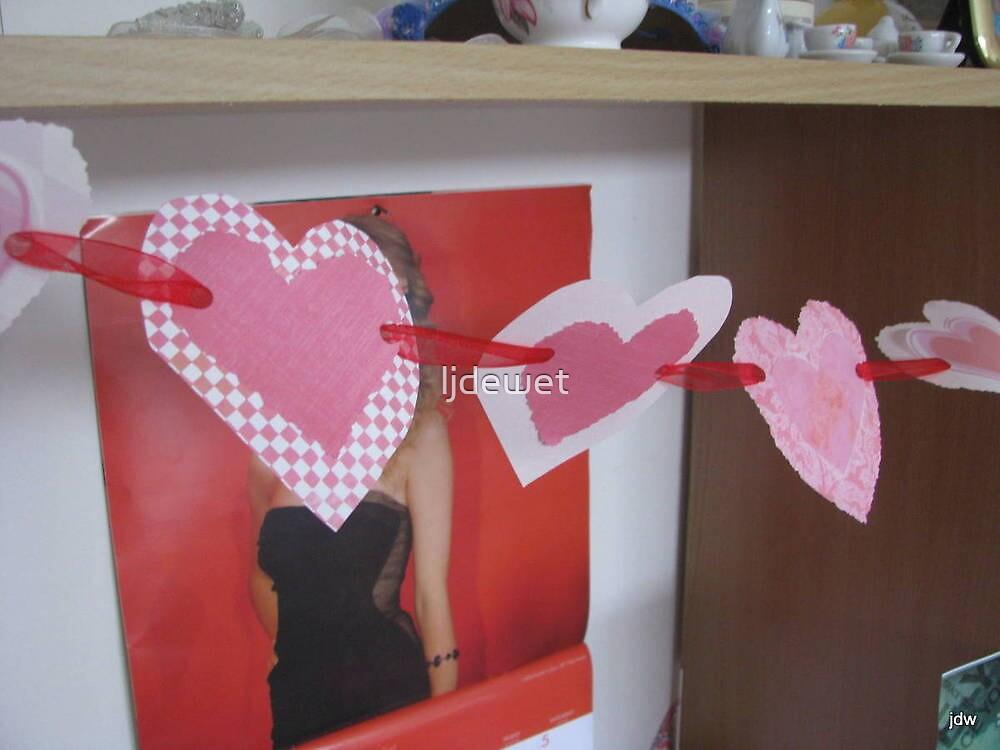 valentines day by Jeannine de Wet