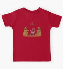 Dalek DIY Kids Tee