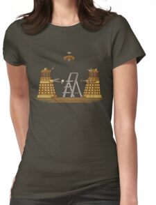 Dalek DIY Womens Fitted T-Shirt