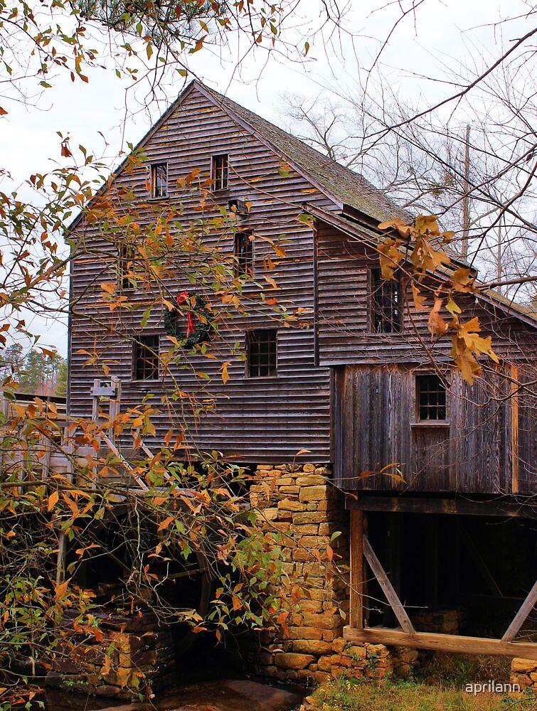 Yates Mill - Raleigh, North Carolina, USA by aprilann