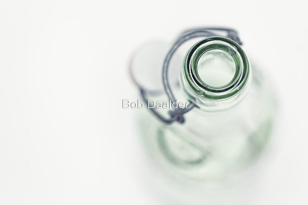 Empty bottle.... by Bob Daalder
