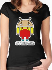 Stewoid Women's Fitted Scoop T-Shirt