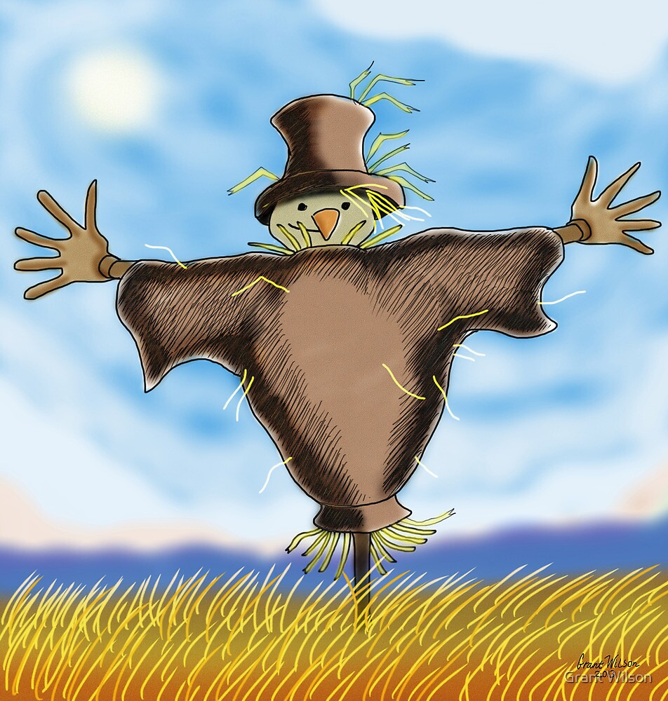 The Scarecrow by Grant Wilson