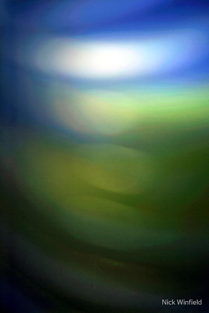 Blue Green by Nick Winfield