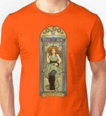 River Song ArtNerdveau Unisex T-Shirt
