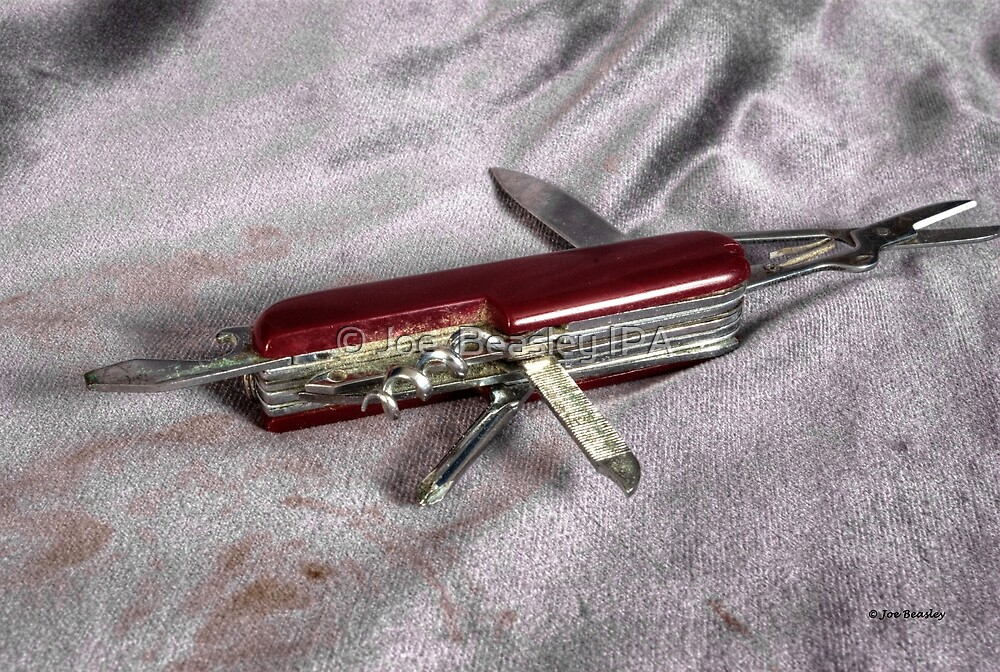 Swiss Army Knife by © Joe  Beasley IPA