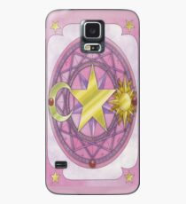 Sakura Card Phone Case Case/Skin for Samsung Galaxy