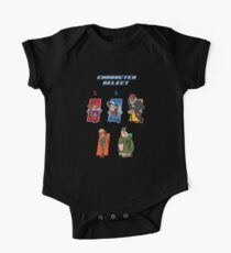 Gravity Falls Character Select One Piece - Short Sleeve