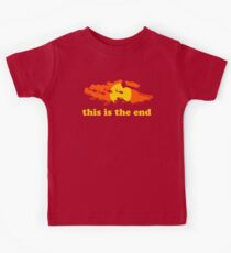 Apocalypse Now: This is the end Kids Tee
