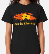 Camiseta clásica Apocalypse Now: This is the end