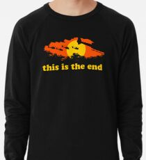 Apocalypse Now: This is the end Lightweight Sweatshirt