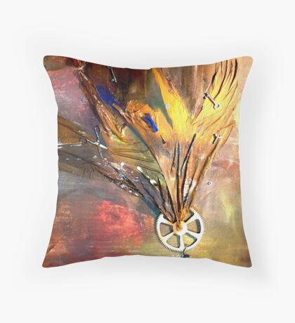 The Suction Throw Pillow