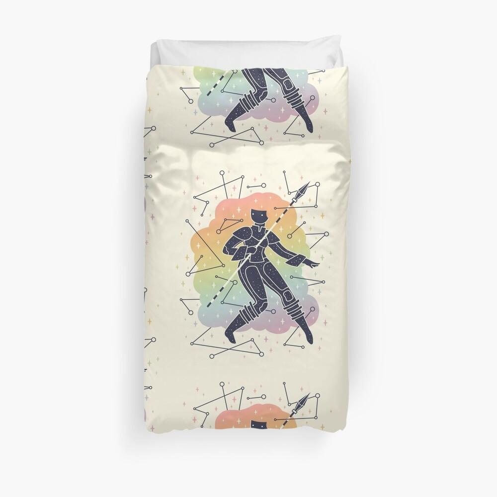 Rainbow Warrior Duvet Cover